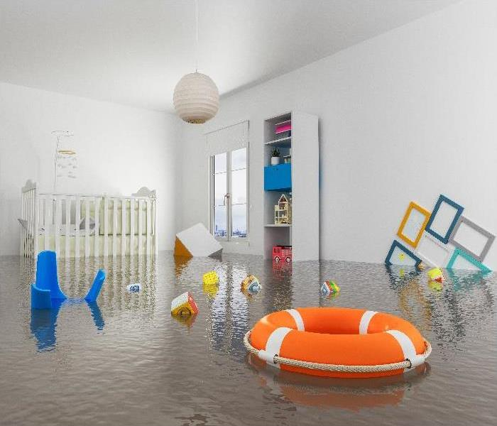 home flooded